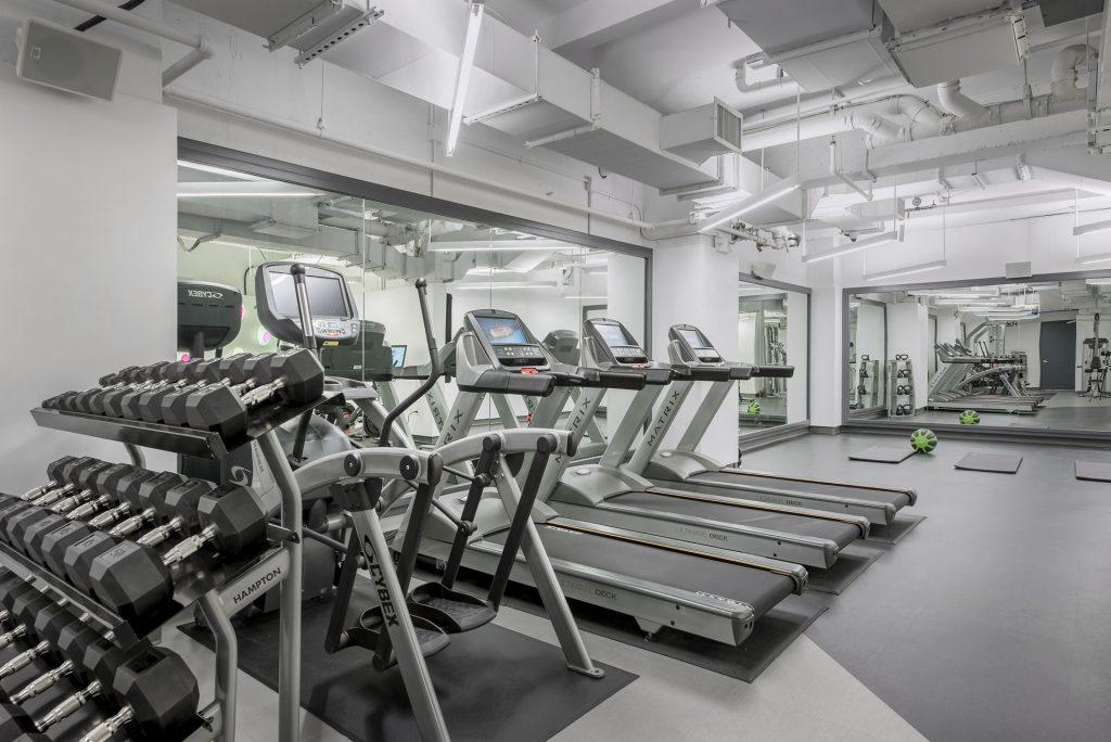 250 East Houston Fitness Center